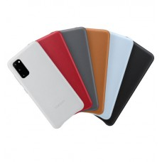 Samsung Galaxy S20 Leather Cover / EF-VG980