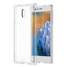 Nokia 3 Hybrid Crystal Case CC-705 - Transparent