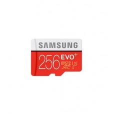 Samsung 256GB micro SD Card EVO+ with Adapter