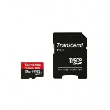 Transcend 128 GB micro SD Premium 400x