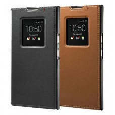 BlackBerry ACC-62173 Leather Flip Case for Priv