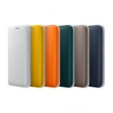 Samsung EF-WG925B Flip Wallet for Galaxy S6 Edge