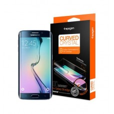 Spigen Screen Protector Curved Crystal for Galaxy S6 Edge plus