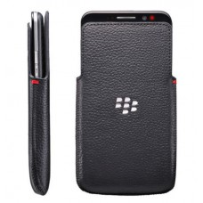 BlackBerry ACC-57196 Leather Pocket Z30