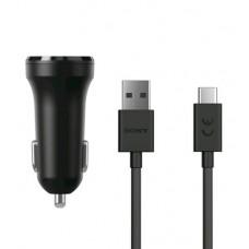 Sony Dual USB Car Charger AN430