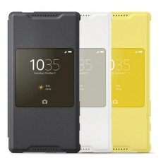 Sony SCR44 Style Cover Window Xperia Z5 Compact