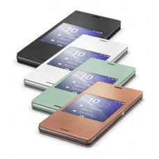 Sony SCR24 Style Cover Window for Xperia Z3