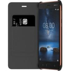 Nokia 8 Leather Flip Case CP-801