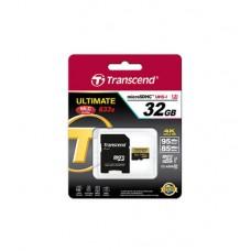 Transcend 32 GB micro SD Ultimate 633x