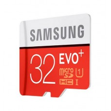 Samsung 32GB micro SD Card EVO+ with Adapter