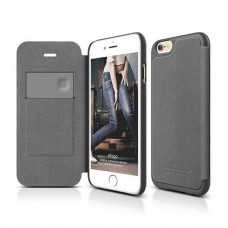 Elago S6 Leather Flip Case Limited Edition for iPhone 6 & 6s