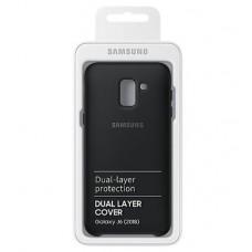 Samsung Dual Layer Cover EF-PJ600 for Galaxy J6 (2018)