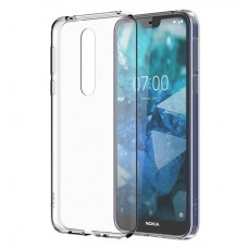 Nokia 7.1 Slim Crystal Case CC-170 – Transparent