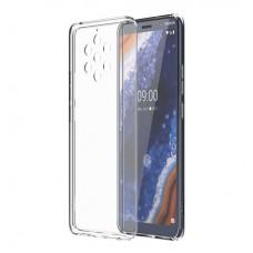 Nokia 9 Premium Clear Case CC-190 - Transparent