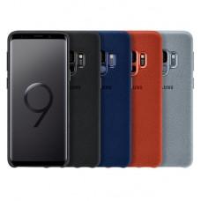 Samsung Galaxy S9+ Alcantara Cover EF-XG965