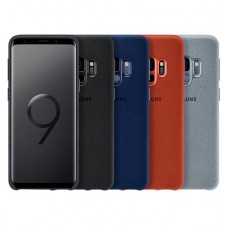 Samsung Galaxy S9 Alcantara Cover EF-XG960