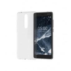 Nokia 5.1 Slim Crystal Cover CC-109