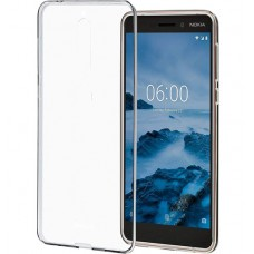 Nokia 6.1 Slim Crystal Cover CC-110