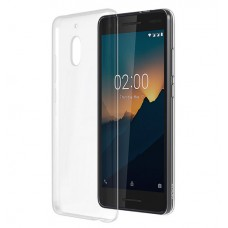 Nokia 2.1 Slim Crystal Case Transparent CC-120
