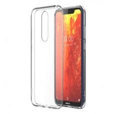 Nokia 8.1 Clear Case CC-181 – Transparent