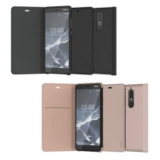 Nokia 5.1 Slim Flip Case CP-307