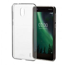 Nokia 2 Slim Crystal Case Transparent CC-104
